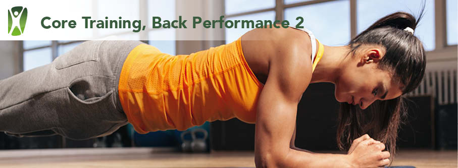 Cursus Core Training, Back Performance 2