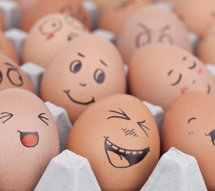 Hoe gezond is een ei? Smartfoods: Een ei maakt je lichaam blij ...