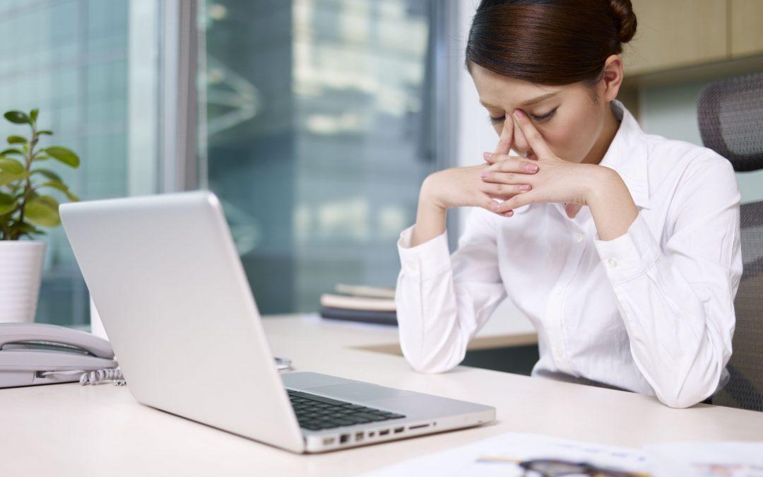 Rugpijn deel 2 – Stress de boosdoener?