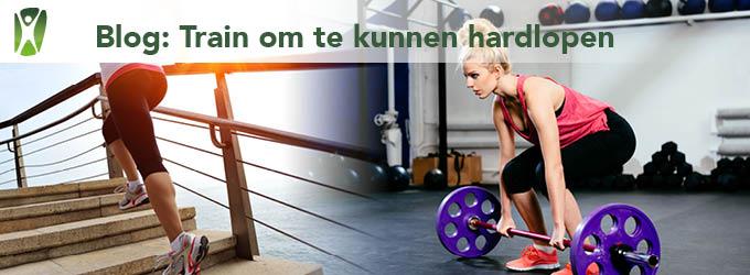 Voorkom hardloopblessure of een bezoek aan fysiotherapie en train om te kunnen hardlopen