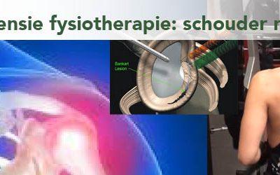 Recensie fysiotherapie: schouder revalidatie na SLAP-laesie