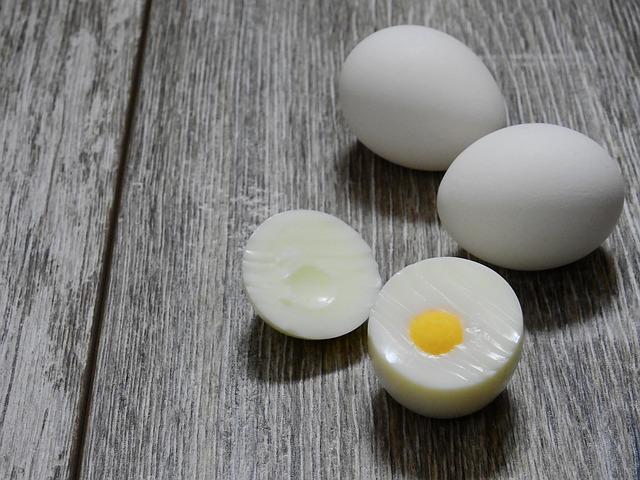 Even geen eieren! Maar wat dan wel?