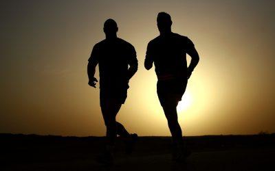 Beweging, de enige manier om jezelf te vertellen dat je wilt leven!