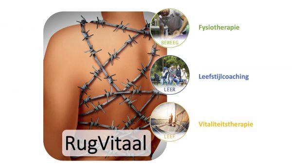 RugVitaal Afbeelding Chronische rugpijn